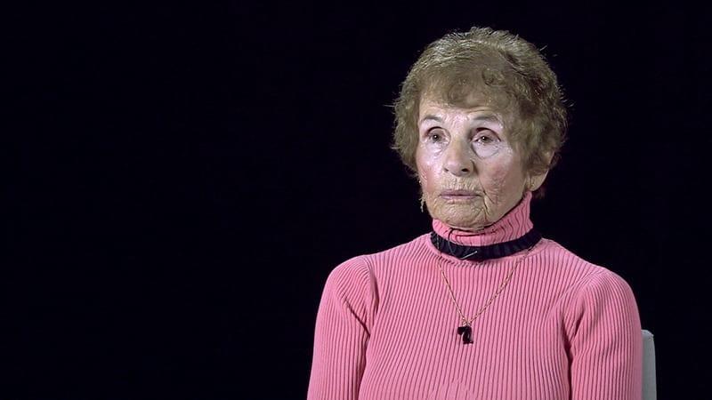 Sylvia Weiner - surivor from Poland