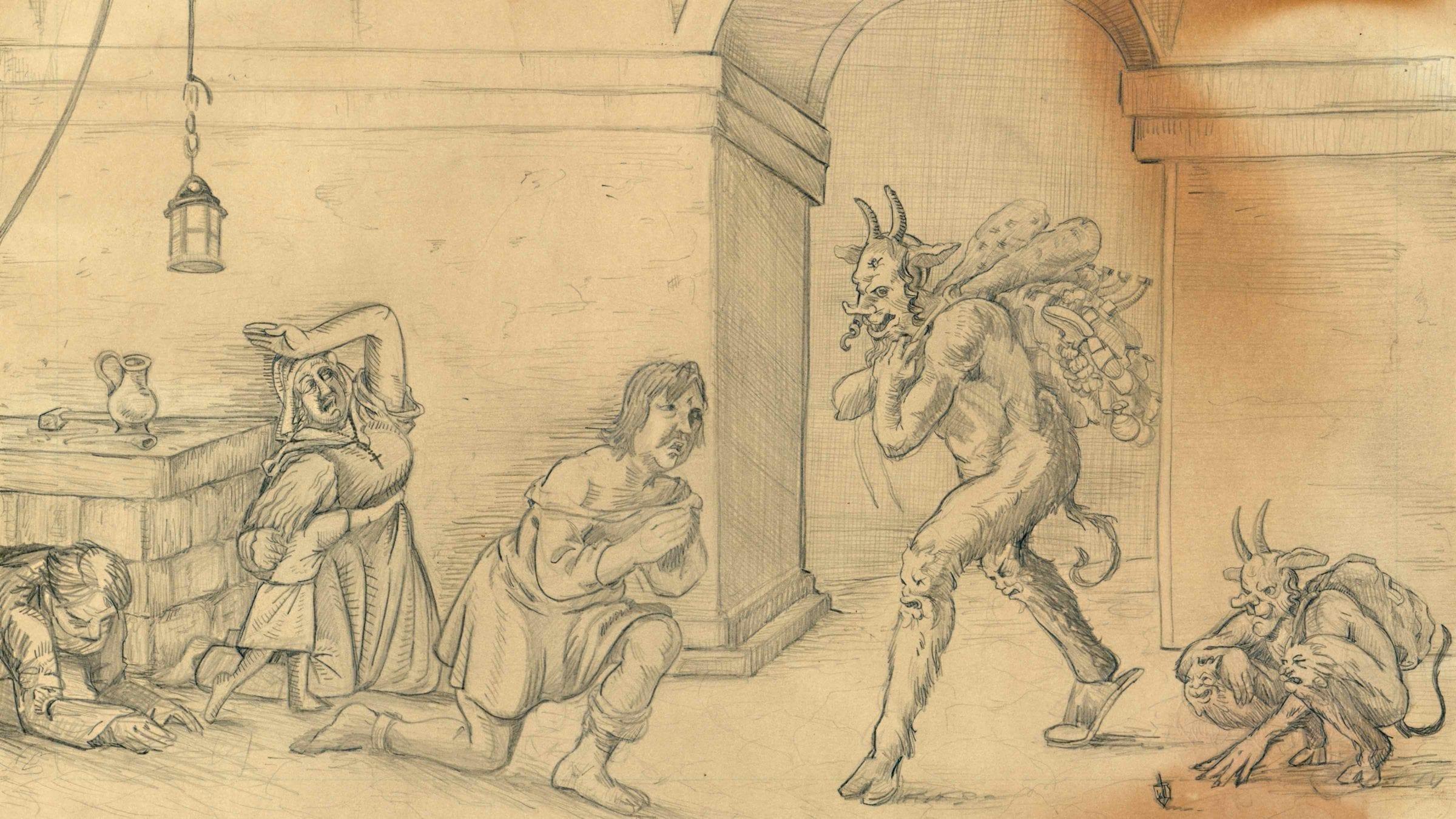 Jewish Devils