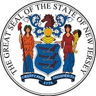 State of NJ seal